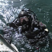 PADI Drysuit Diver Certification Course 4/22/15