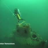 U 853 U-Boat Wreck Dive Aboard Canned Air 10/7/18